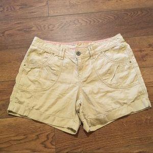 ☀️ Apt. 9 Khaki Shorts